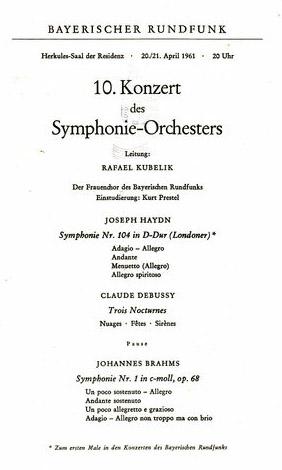 joseph martin kraus symphonie funebre